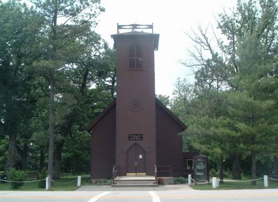 Little Brown Church in the Wildwood